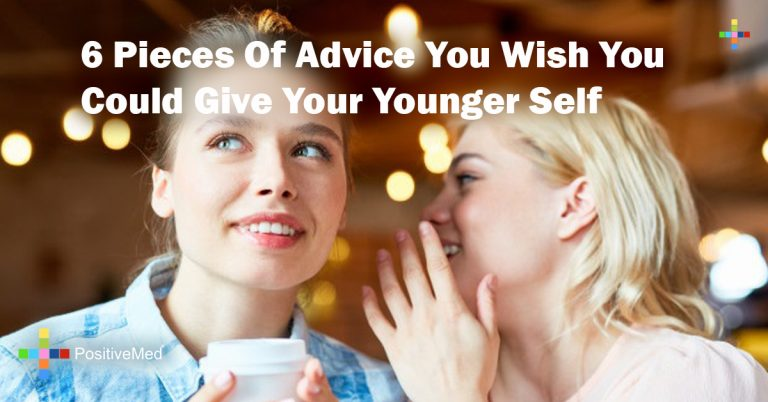 6 Pieces Of Advice You Wish You Could Give Your Younger Self