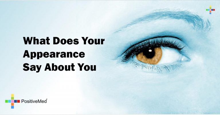 What Does Your Appearance Say About You
