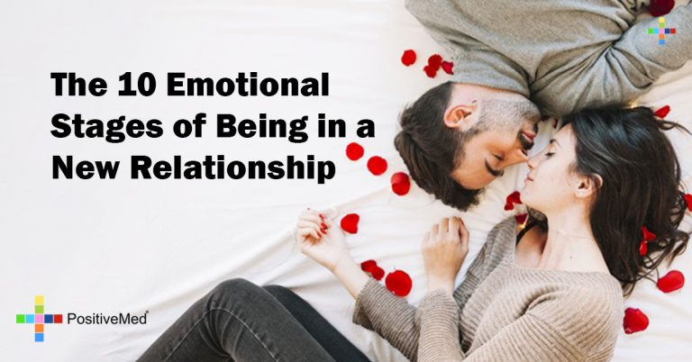 The 10 Emotional Stages of Being in a New Relationship
