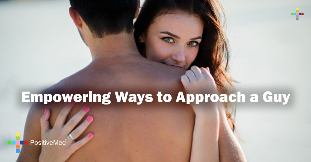 Empowering Ways to Approach a Guy