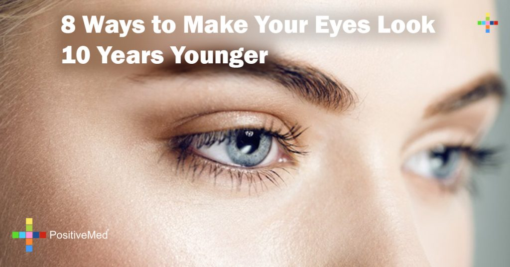 8 Ways to Make Your Eyes Look 10 Years Younger