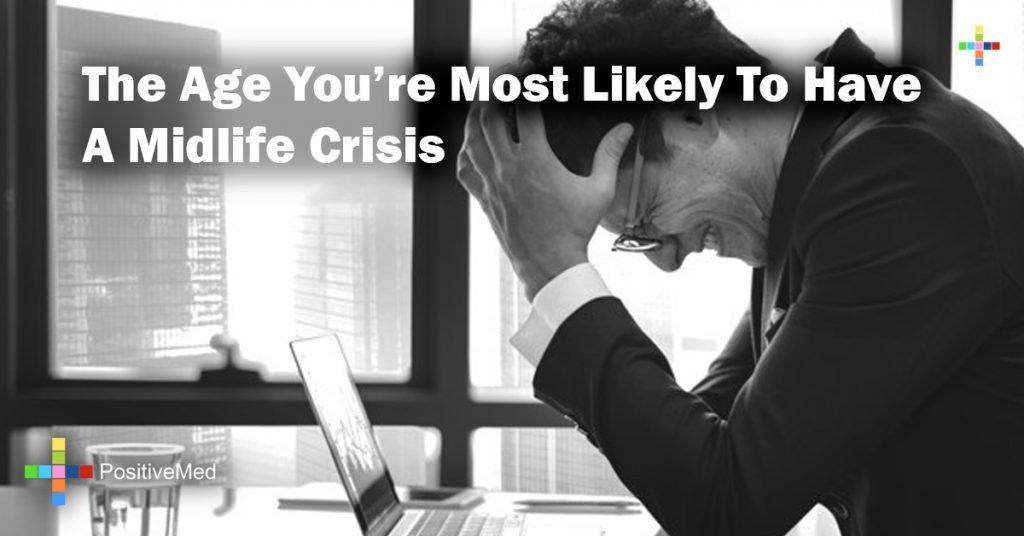 The Age You're Most Likely To Have A Midlife Crisis