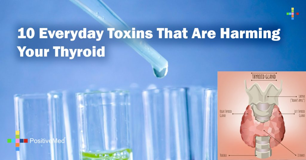 10 Everyday Toxins That Are Harming Your Thyroid