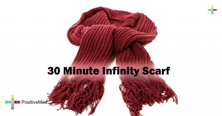 30 Minute Infinity Scarf