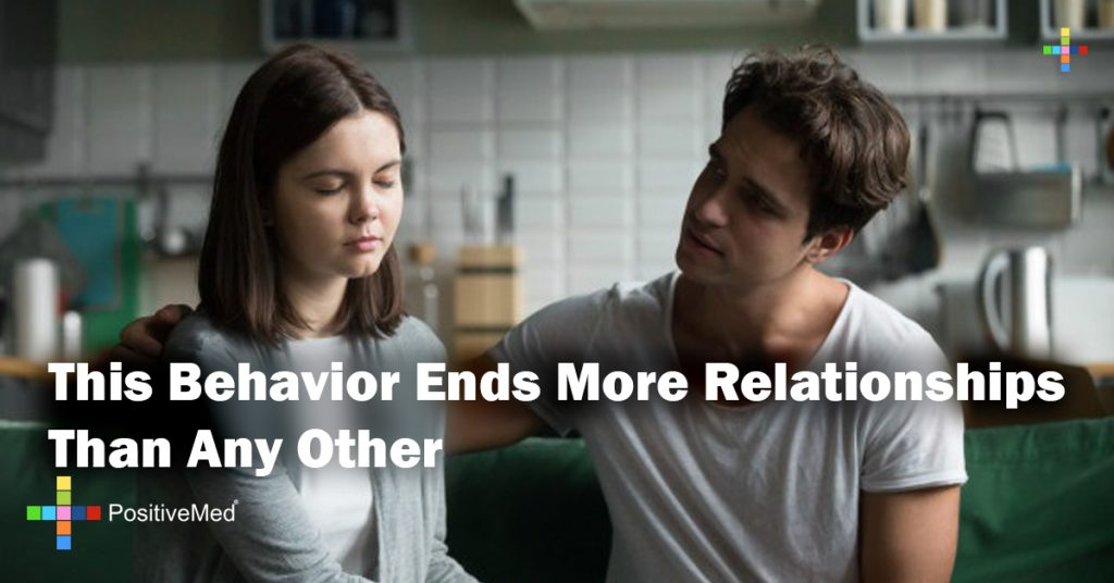 This Behavior Ends More Relationships Than Any Other