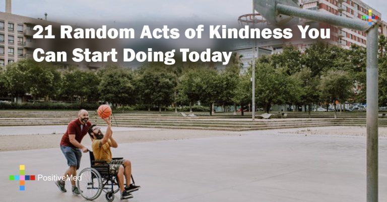21 Random Acts of Kindness You Can Start Doing Today