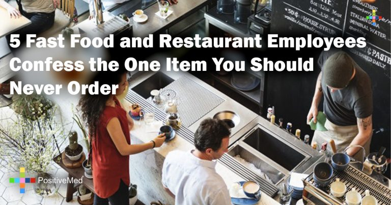 5 Fast Food and Restaurant Employees Confess the One Item You Should Never Order