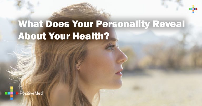 What Does Your Personality Reveal About Your Health?