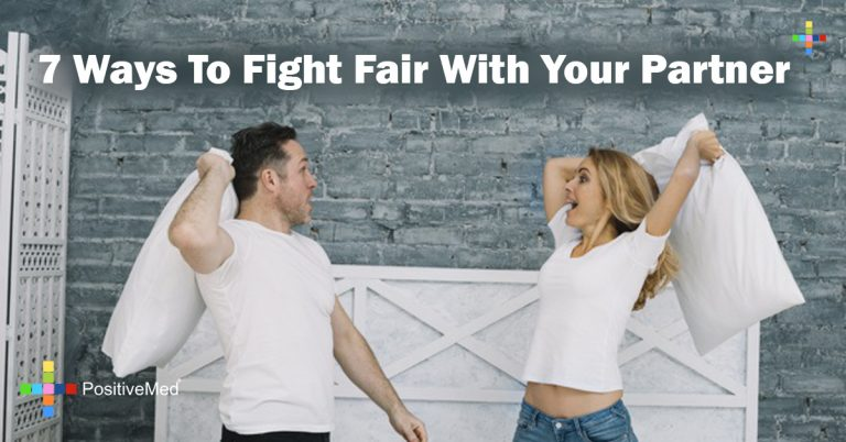 7 Ways To Fight Fair With Your Partner