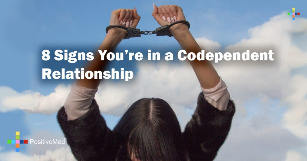8 Signs You're in a Codependent Relationship