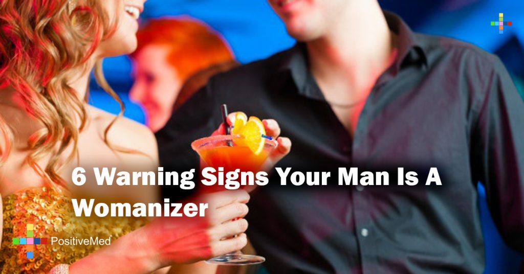 6 Warning Signs Your Man Is A Womanizer