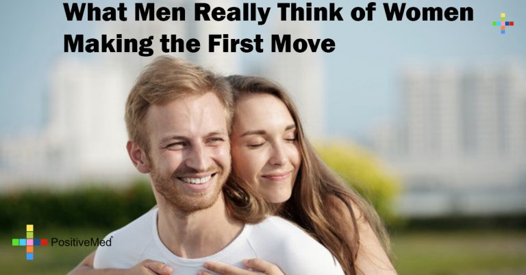 What Men Really Think of Women Making the First Move