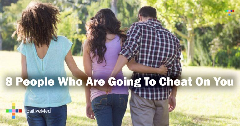 8 People Who Are Going To Cheat On You