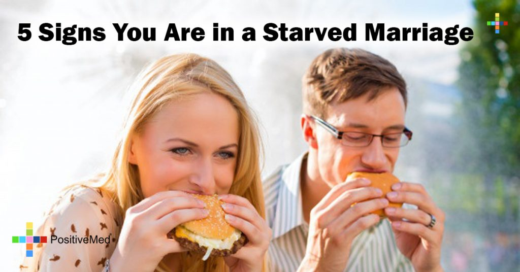 5 Signs You Are in a Starved Marriage