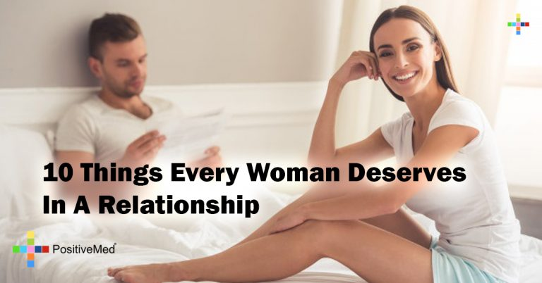 10 Things Every Woman Deserves In A Relationship