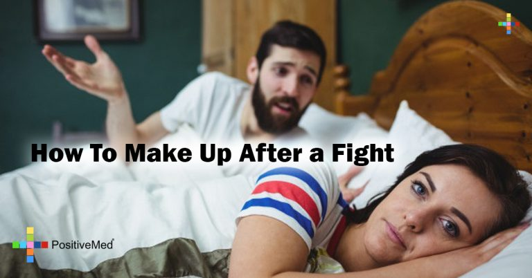 How To Make Up After a Fight