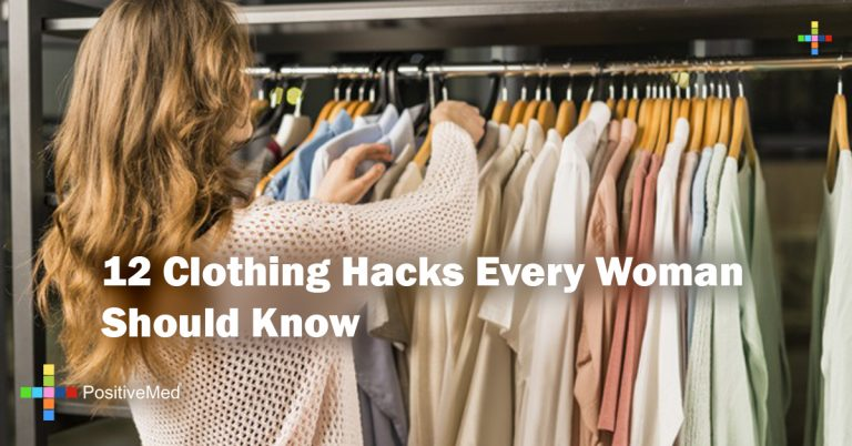 12 Clothing Hacks Every Woman Should Know