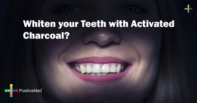 Whiten your Teeth with Activated Charcoal?