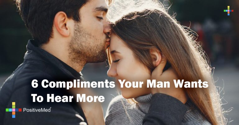 6 Compliments Your Man Wants To Hear More