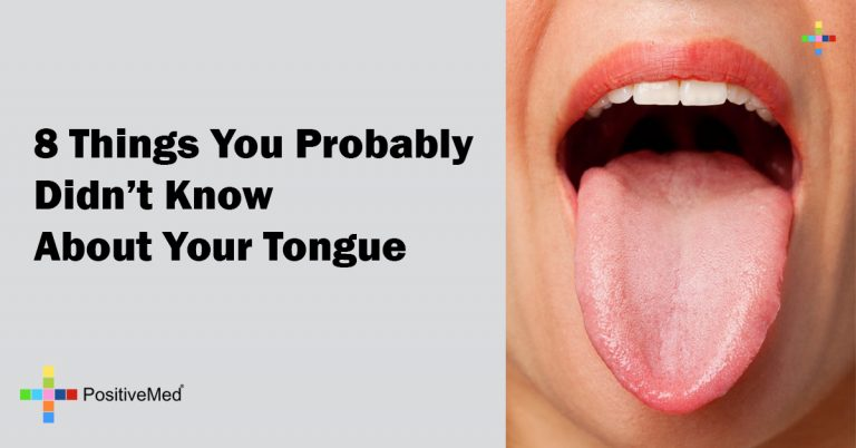 8 Things You Probably Didn't Know About Your Tongue