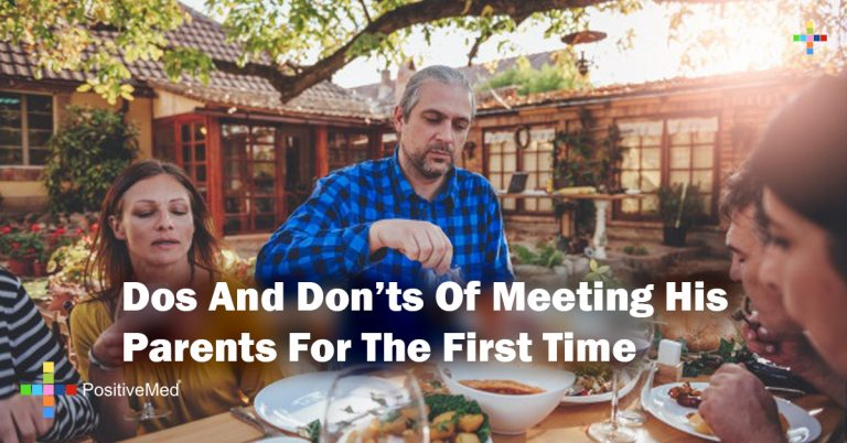 Dos And Don'ts Of Meeting His Parents For The First Time