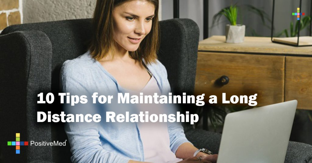 10 Tips for Maintaining a Long Distance Relationship
