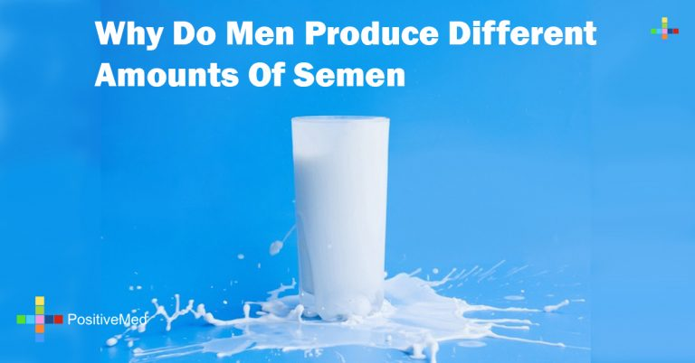Why Do Men Produce Different Amounts Of Semen