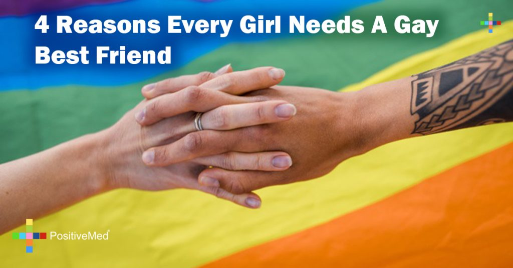 4 Reasons Every Girl Needs A Gay Best Friend