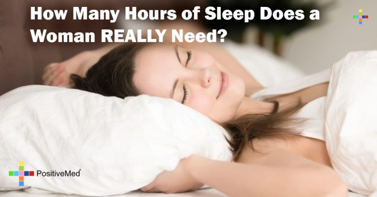 How Many Hours of Sleep Does a Woman REALLY Need?