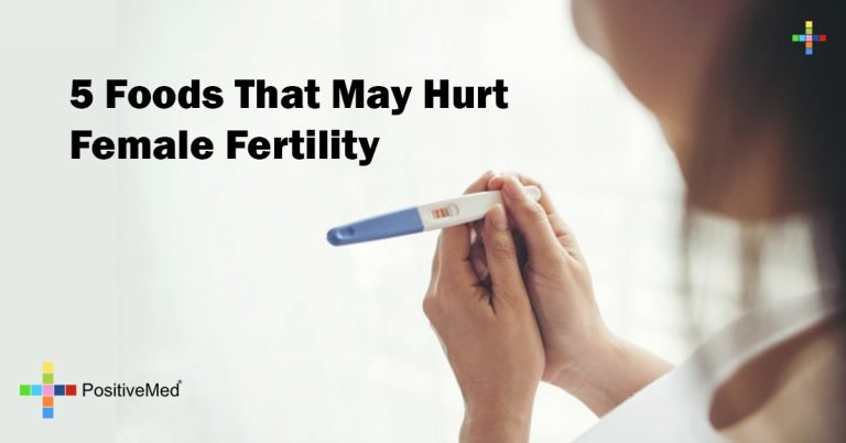 5 Foods That May Hurt Female Fertility