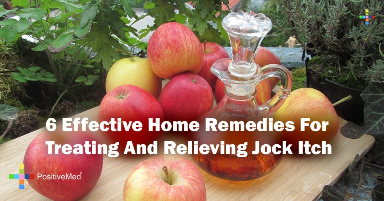 6 Effective Home Remedies For Treating And Relieving Jock Itch
