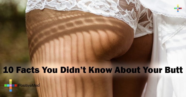 10 Facts You Didn't Know About Your Butt
