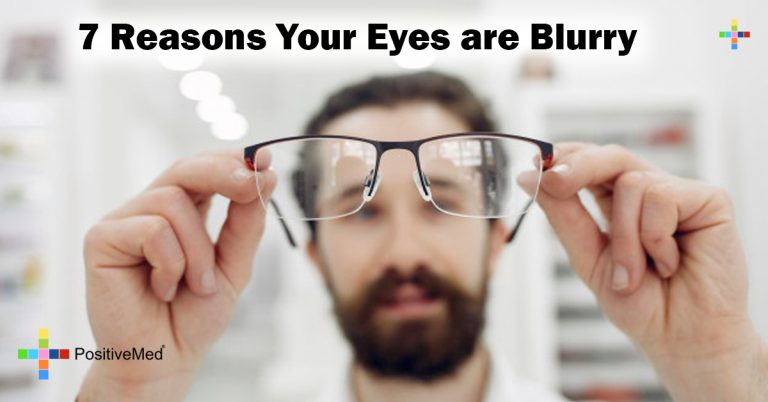 7 Reasons Your Eyes are Blurry