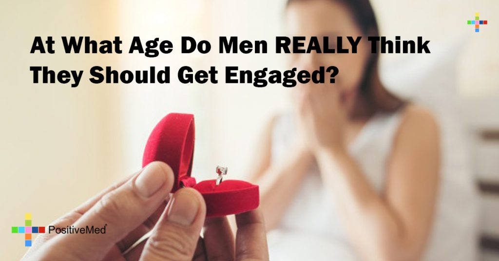 At What Age Do Men REALLY Think They Should Get Engaged?