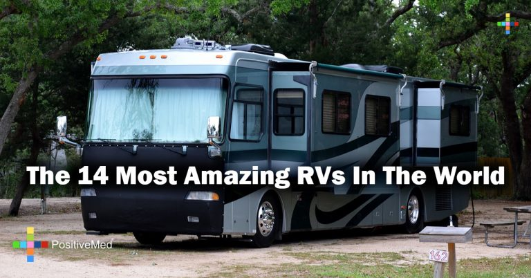 The 14 Most Amazing RVs In The World