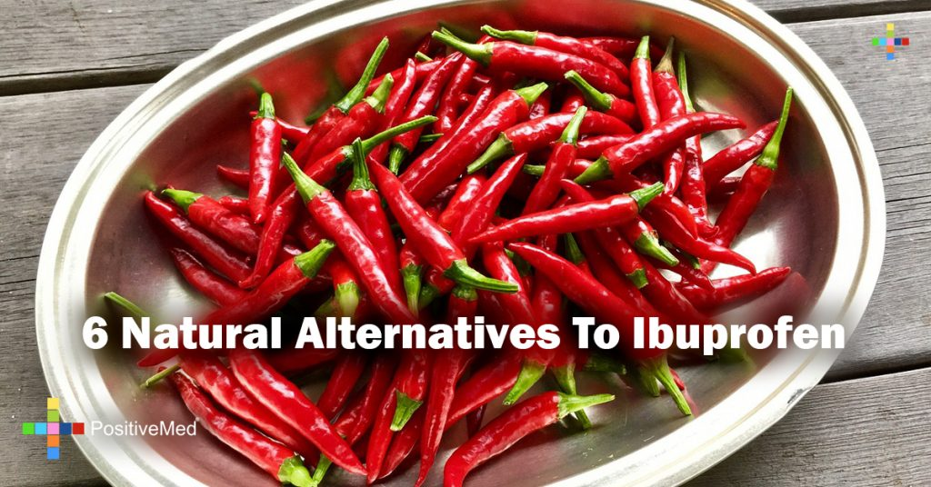 6 Natural Alternatives To Ibuprofen