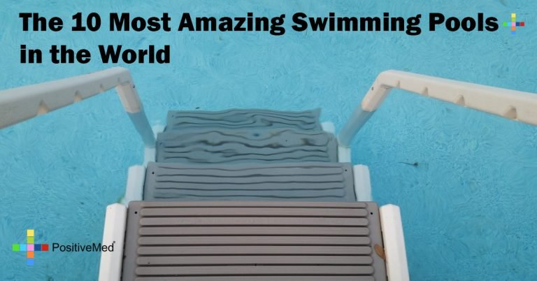 The 10 Most Amazing Swimming Pools in the World