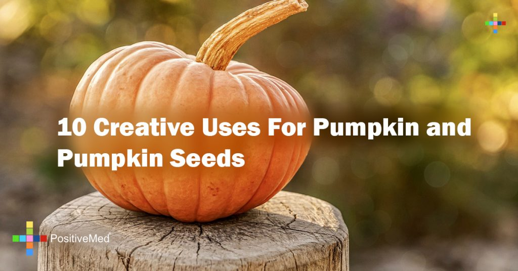 10 Creative Uses For Pumpkin and Pumpkin Seeds