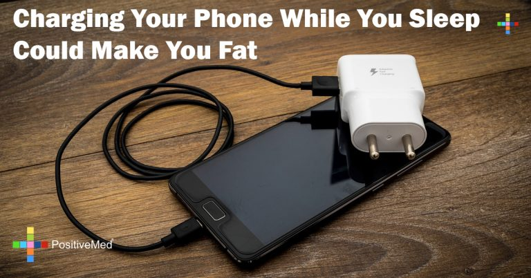Charging Your Phone While You Sleep Could Make You Fat