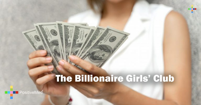 The Billionaire Girls' Club