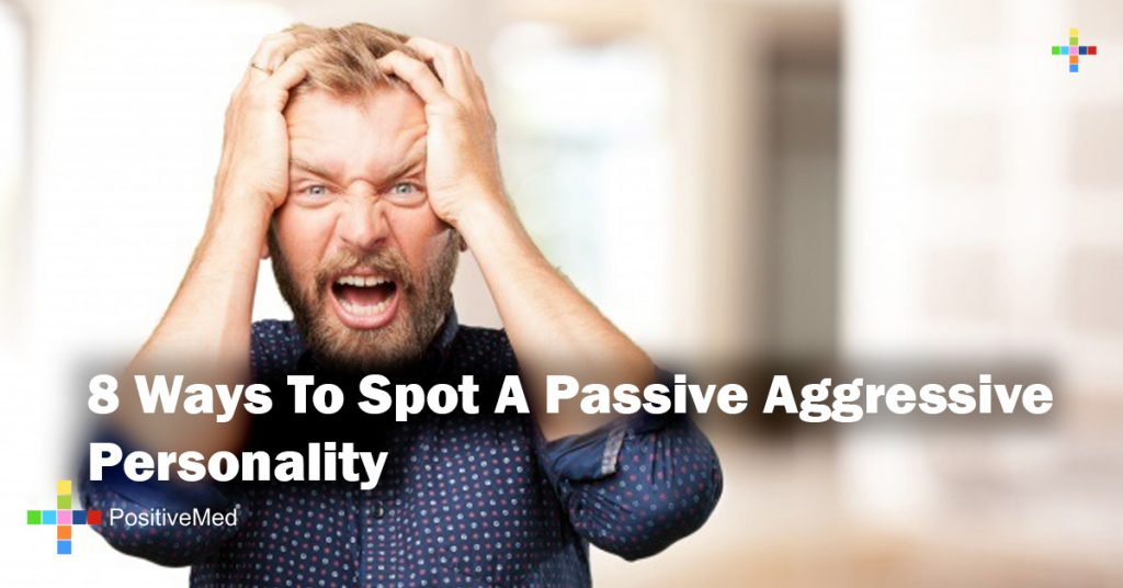 8 Ways To Spot A Passive Aggressive Personality