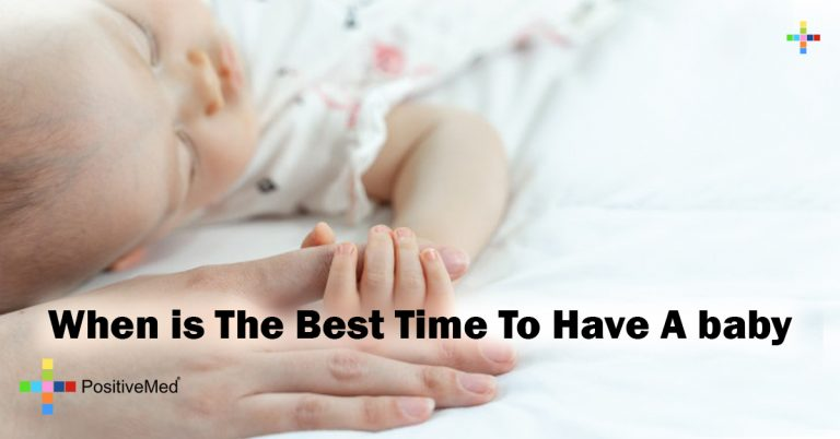 When is The Best Time To Have A baby