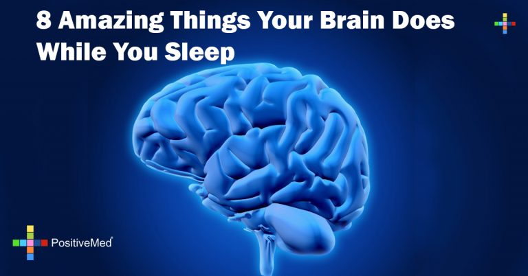 8 Amazing Things Your Brain Does While You Sleep
