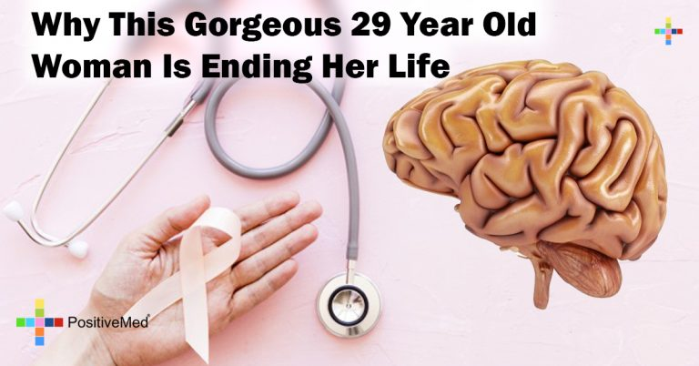 Why This Gorgeous 29 Year Old Woman Is Ending Her Life