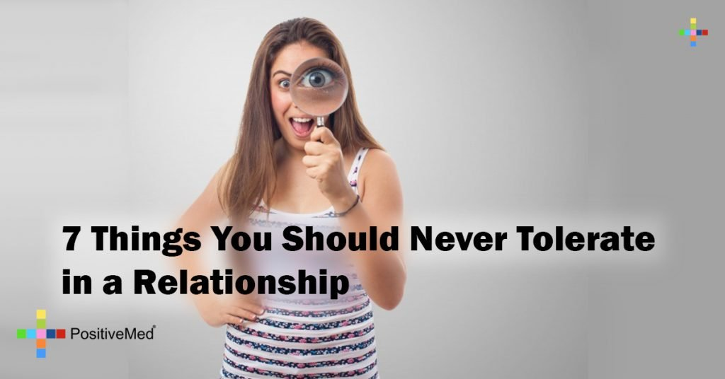 7 Things You Should Never Tolerate in a Relationship