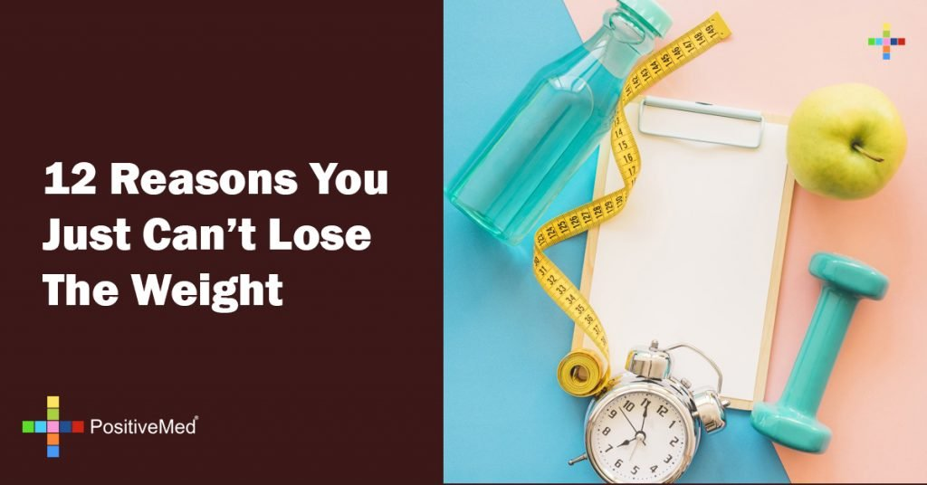 12 Reasons You Just Can't Lose The Weight