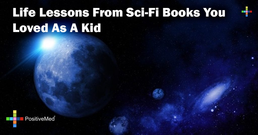 Life Lessons From Sci-Fi Books You Loved As A Kid