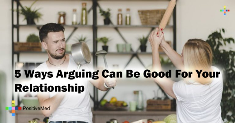 5 Ways Arguing Can Be Good For Your Relationship