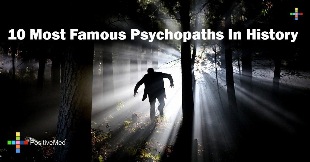 10 Most Famous Psychopaths In History