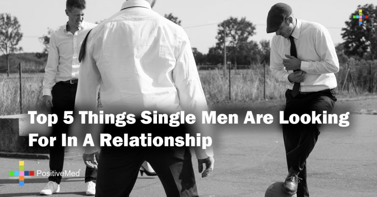 Top 5 Things Single Men Are Looking For In A Relationship